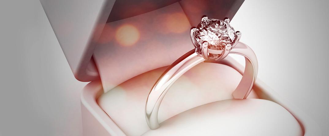 Idc Diamond Rings
