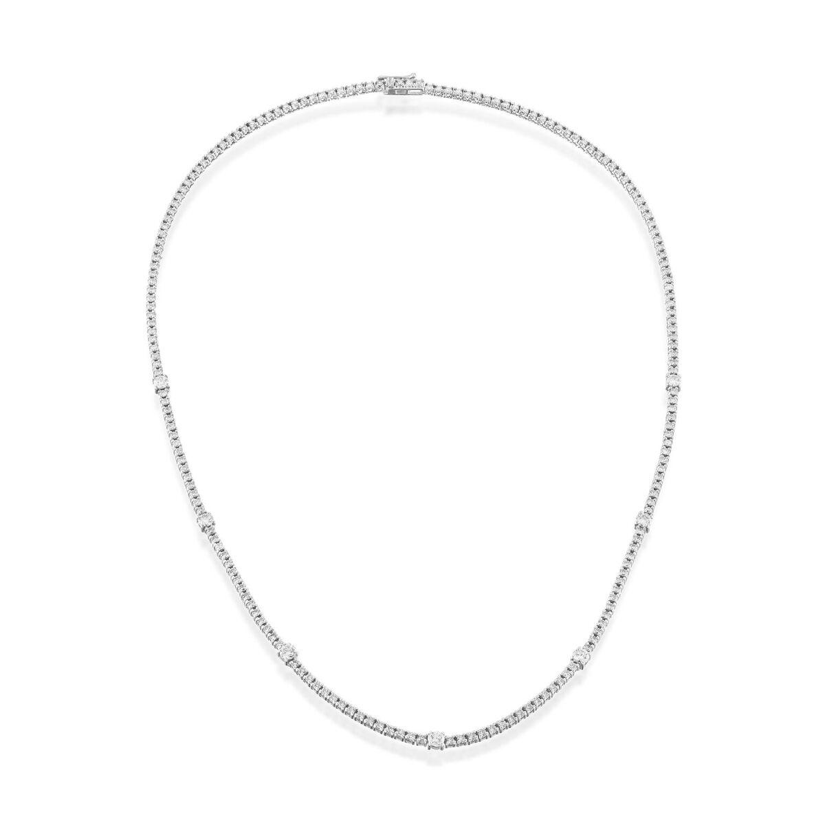 Колье с бриллиантами 151071