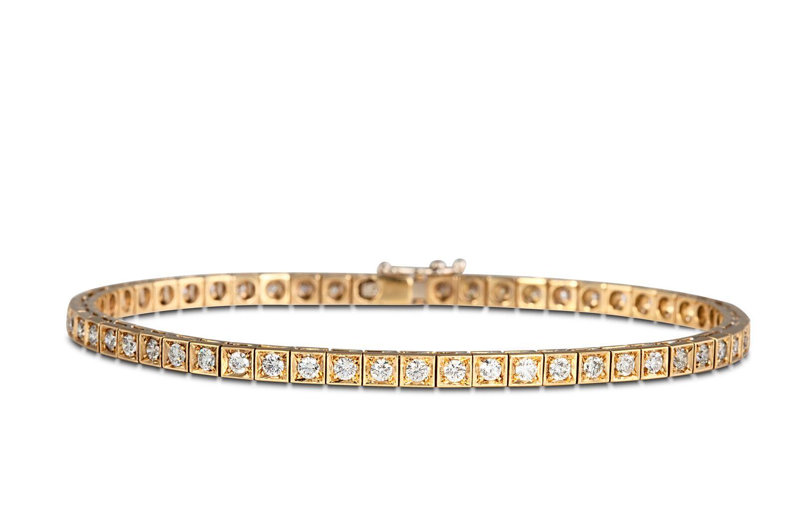 Браслет с бриллиантами 167298