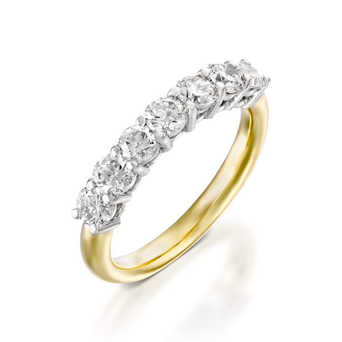 Кольцо с бриллиантами 173975