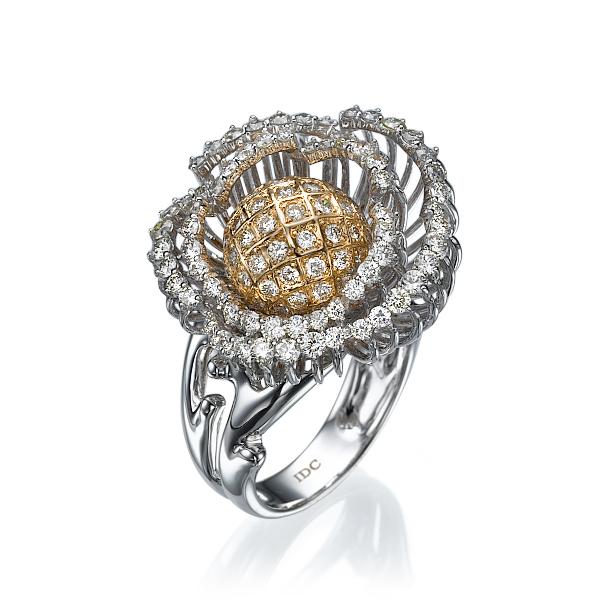 Кольцо с бриллиантами 174088