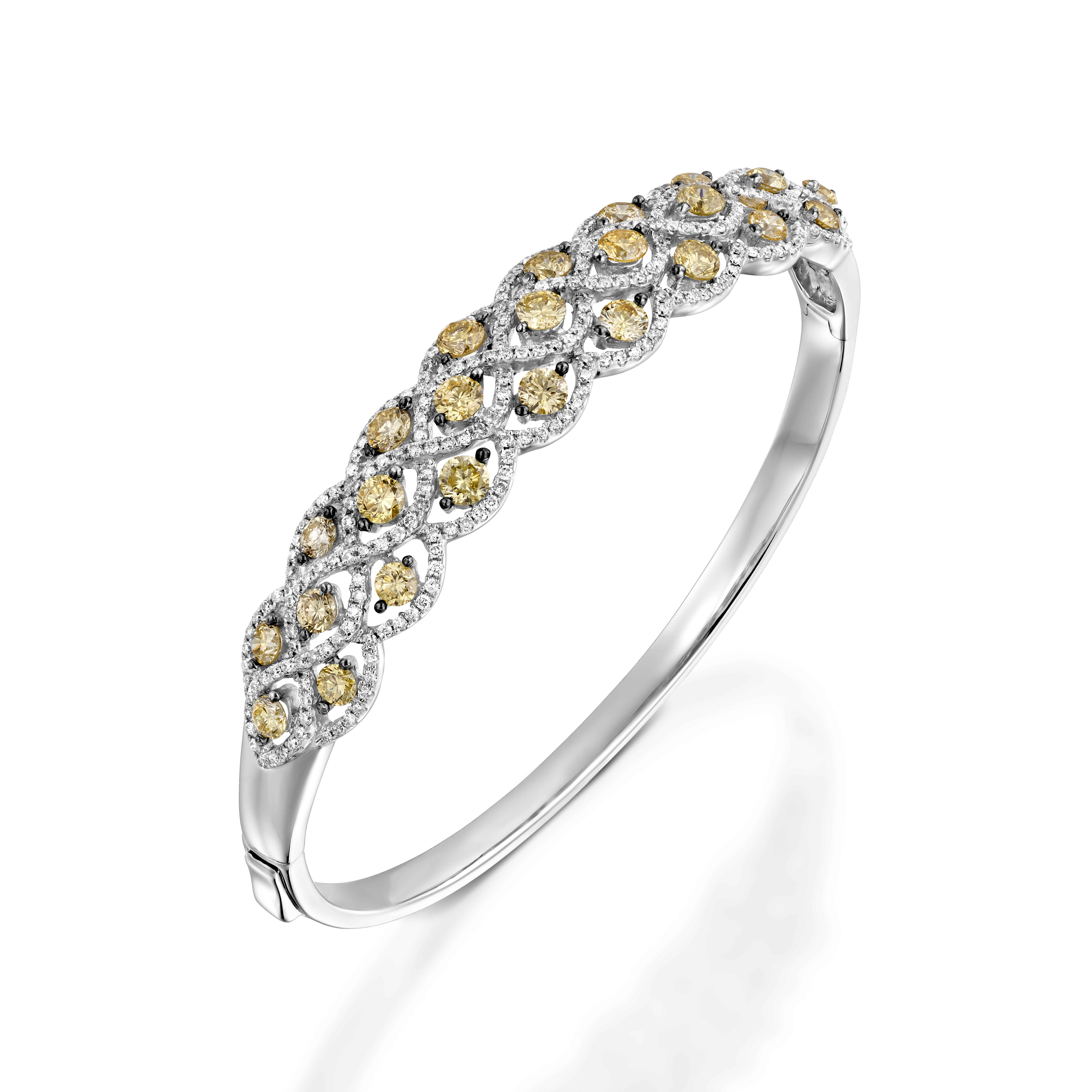 Браслет с бриллиантами 177008C