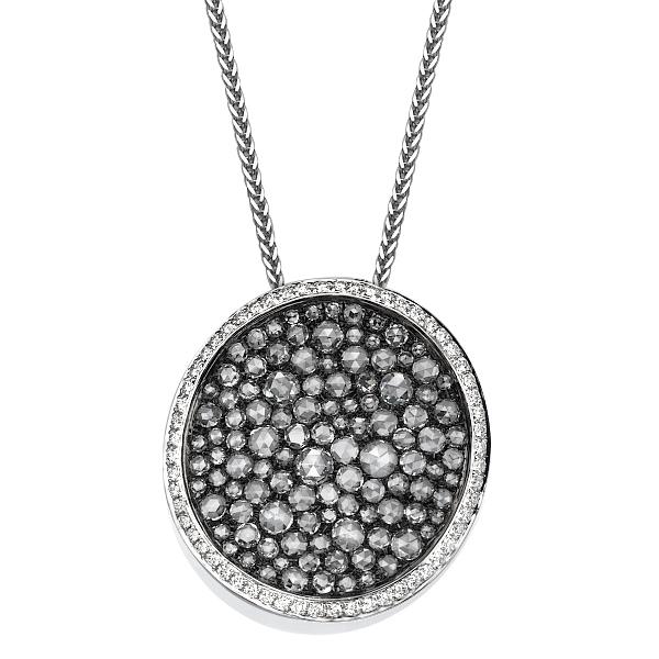 Кулон с бриллиантами 177885М