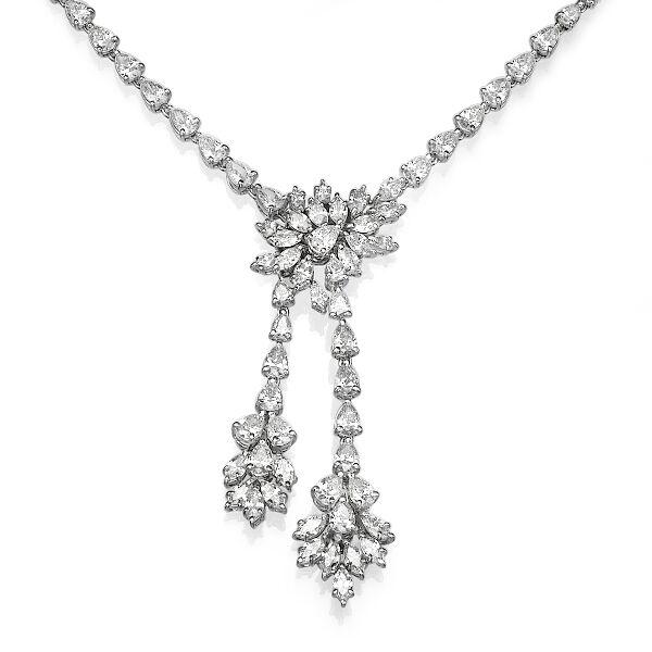 Колье с бриллиантами 177997