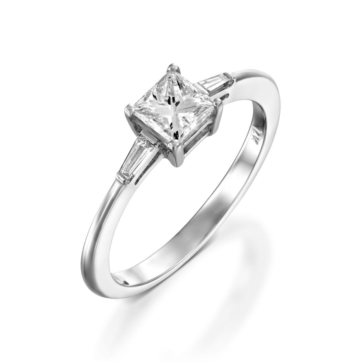 Кольцо с бриллиантами 169025