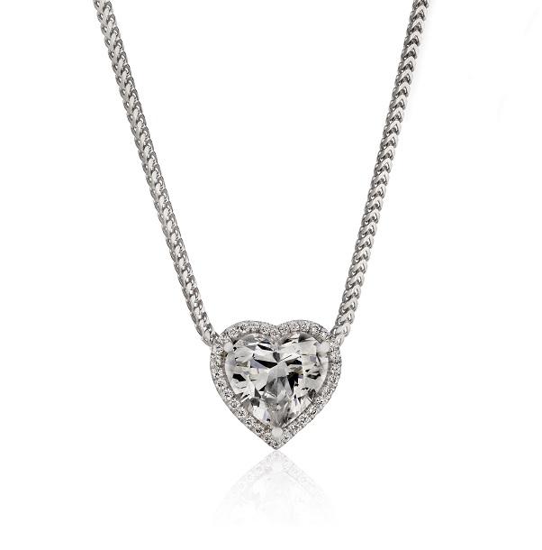 Кулон с бриллиантами 99752